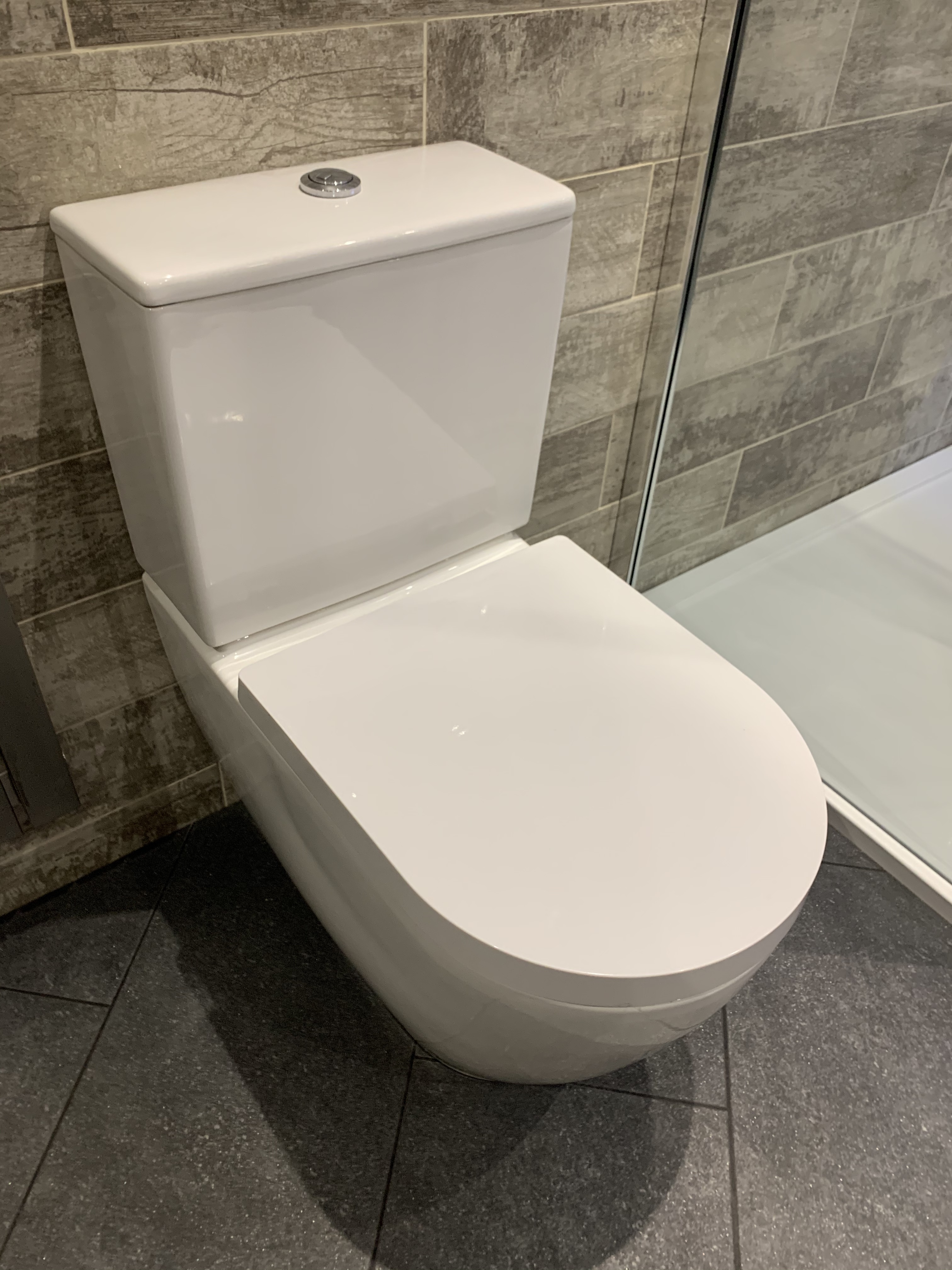 Me by Starck close coupled toilet | Wakefield Bathrooms