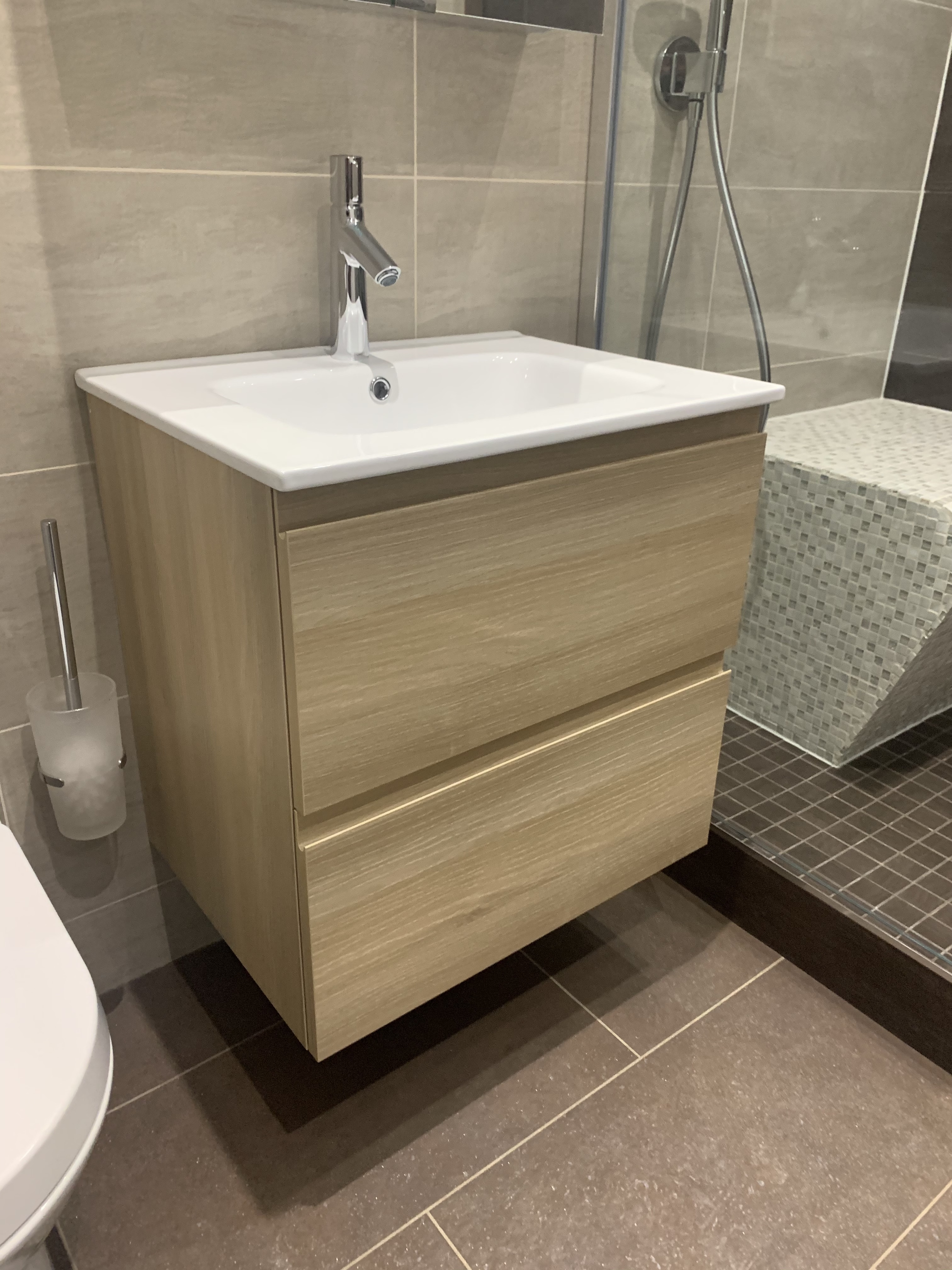 RAK Joy 600mm vanity| Wakefield Bathrooms
