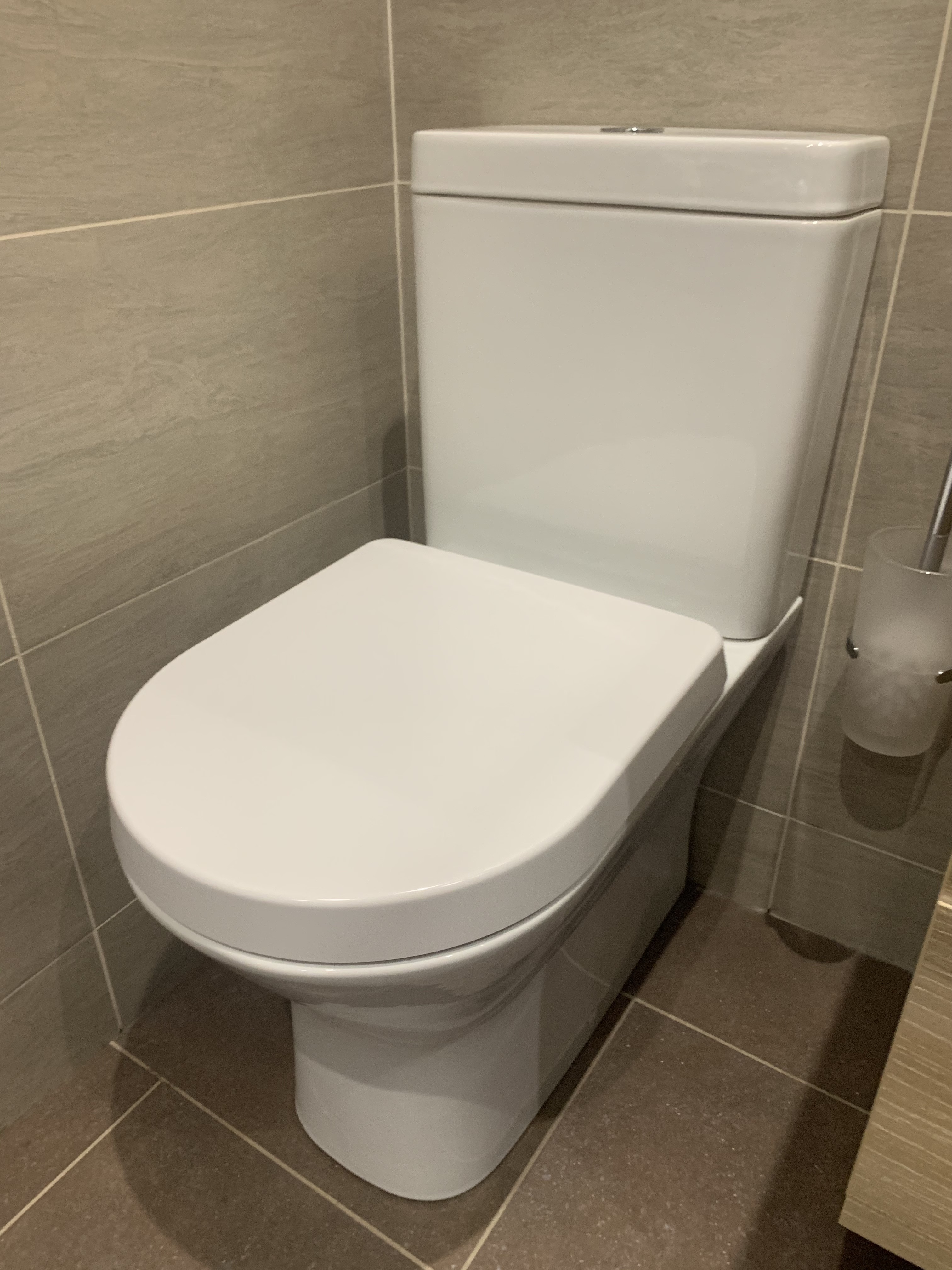 RAK close coupled toilet | Wakefield Bathrooms