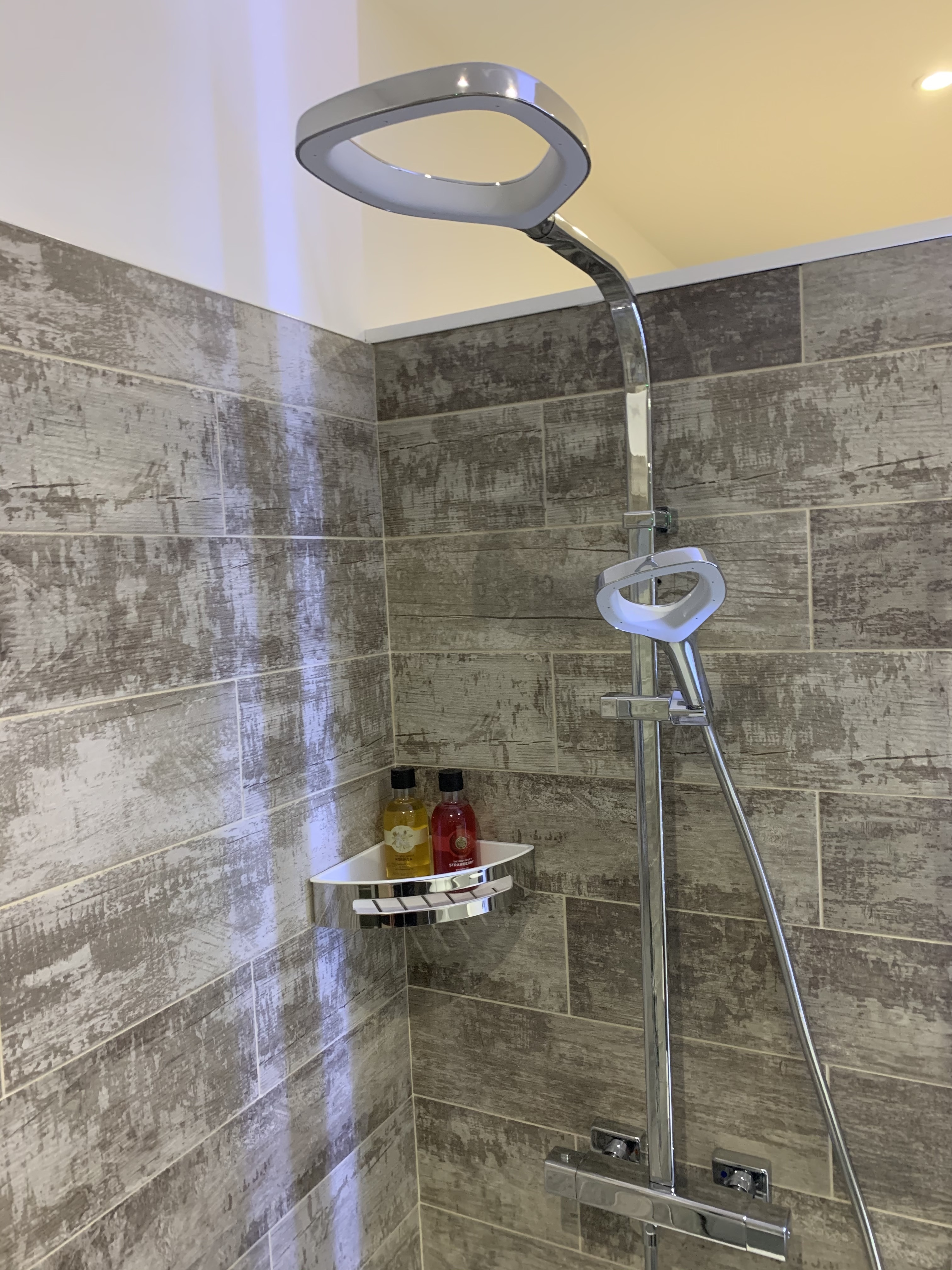 Vado Hori exposed shower kit | Wakefield Bathrooms